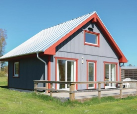Two-Bedroom Holiday Home in Lottorp