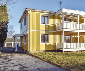 Beautiful home in Rosenfors w/ WiFi and 1 Bedrooms