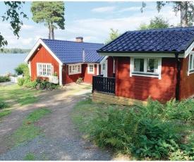 Holiday home Östra Häradsvägen Knäred
