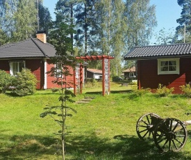 Three-Bedroom Holiday Home in Knared