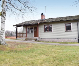 Two-Bedroom Holiday Home in Lackeby